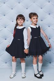 Школьные платья и сарафаны