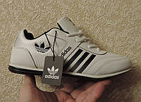 Детские кожаные кроссовки Adidas Shoes. Натуральная кожа. Реплика Adidas Originals.