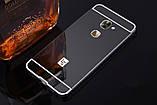 Алюминий зеркальный чехол для LeEco Le S3 / Le 2 / Le 2 Pro / Есть стекла /, фото 2