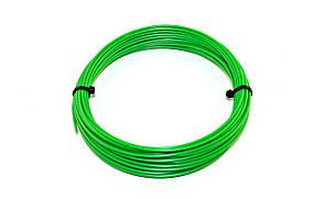 Пробник Зеленый ABS-X  (1,75 мм/10 метров)