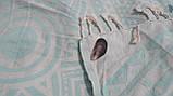 Полотенце пляжное Madagascar 100х180 ментоловый SoundSleep, фото 5