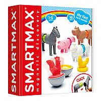 Конструктор SmartMax Мої перші домашні тварини