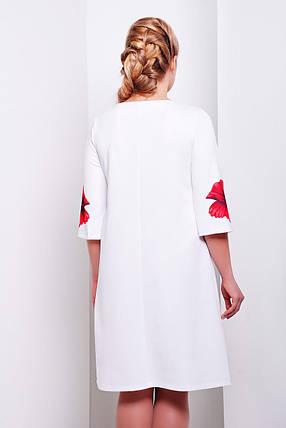 GLEM Маки платье Тая-3Б д/р, фото 2
