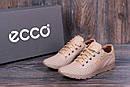 Мужские кожаные летние кроссовки Ecco Biom , фото 7