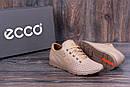 Мужские кожаные летние кроссовки Ecco Biom , фото 8