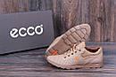 Мужские кожаные летние кроссовки Ecco Biom , фото 9