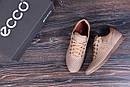 Мужские кожаные летние кроссовки Ecco Biom , фото 10
