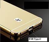 Алюміній дзеркальний чохол для LeEco Le S3 / Le 2 / Le 2 Pro / Є скла /, фото 6