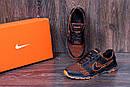 Мужские летние кроссовки сетка Nike NM orang, фото 7