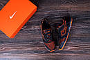 Мужские летние кроссовки сетка Nike NM orang, фото 10
