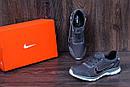 Мужские летние кроссовки сетка  Ans grey Nike , фото 7
