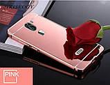 Зеркальный алюминиевый чехол для Leeco Cool1/LeRee Le3/Coolpad/Cool dual Changer 1C Play 6, фото 6