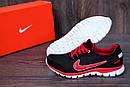 Мужские летние кроссовки сетка  Ans red Nike , фото 6