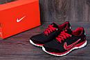 Мужские летние кроссовки сетка  Ans red Nike , фото 9