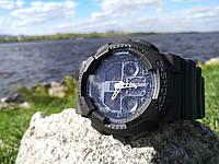 Противоударные Мужские часы Casio G-Shock GA-100-1A1ER Наручные часы