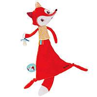 Игрушка-обнимашка Лисичка Алиса, Lilliputiens