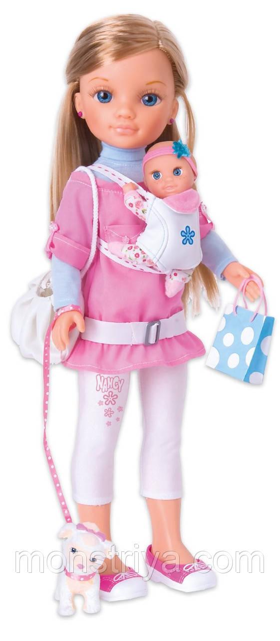 Кукла Nancy Famosa Забота.