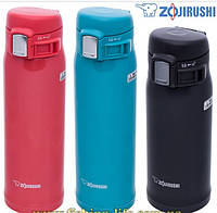 Термокружка ZOJIRUSHI SM-SC36AV 0.36 л ц:голубой