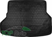 AvtoGumm Резиновый коврик в багажник TOYOTA Highlander 2007- (7 мест)