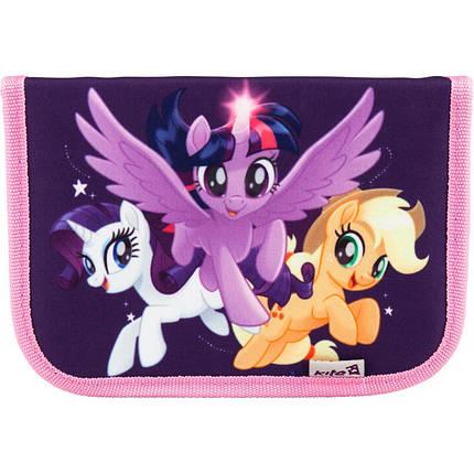 Пенал My Little Pony 1отд.,1 отв. LP18-621-1 , фото 2
