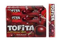 Жевательная конфета Tofita тофита вишня 47 гр. Kent
