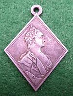 Медаль Мир с Портою 10 июля 1774 г.