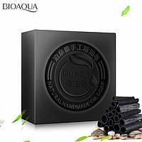 Натуральное мыло с экстрактом бамбука и кокосовым маслом BIOAQUA Bamboo Natural Oil Soap, фото 1