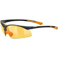 Окуляри Uvex Sportstyle 223 Black Orange