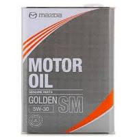 Оригинальное японское моторное масло MAZDA GOLDEN SM 5W-30 (4L)   K004-W0-512J