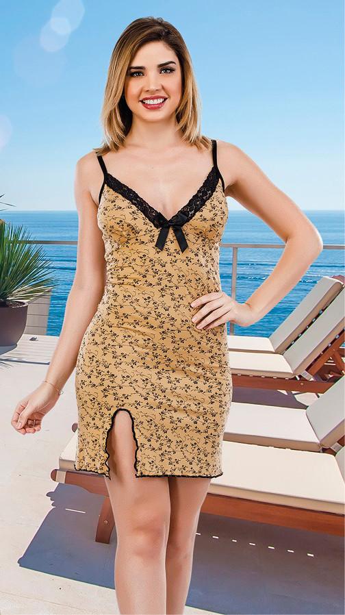 Ночная рубашка женская 6226 виcкоза Lady Lingerie