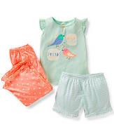 Детская пижама для девочки Catrers 18 месяцев