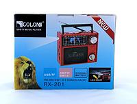 Радиоприемник GOLON RX-201 (30), фото 1