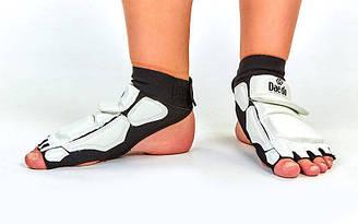 Защита стопы носки-футы для тхэквондо WTF Daedo
