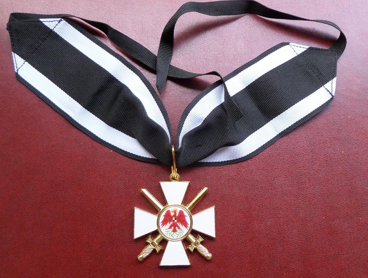 "Орден ""Красного орла"" с мечами Германия Пруссия"