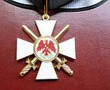 """Орден """"Красного орла"""" с мечами Германия Пруссия , фото 2"""