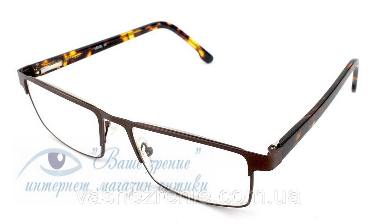 Очки мужские для зрения с диоптриями +/- Код:2123