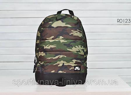 8af912ae9ba5 Купить Рюкзак камуфляжный Nike (Найк) реплика унисекс недорого в Полтаве