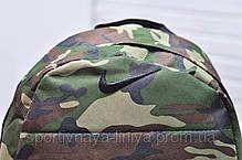 Рюкзак камуфляжный Nike (Найк) реплика унисекс, фото 2