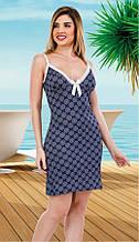 Ночная рубашка 6218 виcкоза Lady Lingerie