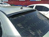 Козырек заднего стекла Mitsubishi Lancer X