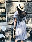 Стильное женское платье коттон , фото 2