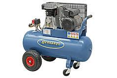 Маслянный компрессор 50 л, 1.5 кВт, 10 атм, 250 л/мин AC12 Bernardo | Модификации 230/400 В