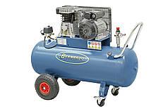 Масляный компрессор 100 л, 2.2 кВт, 10 атм, 330 л/мин AC17 Bernardo | Модификации 230/400 В