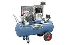 Мобильный масляный компрессор 100 л, 4.0 кВт, 10 атм, 600 л/мин AC35 Bernardo   Компрессор 400 В