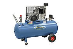 Мобильный масляный компрессор 200 л, 4.0 кВт, 10 атм, 600 л/мин AC35 Bernardo   Компрессор 400 В
