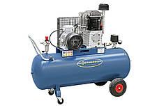 Мобильный масляный компрессор 200 л, 5.5 кВт, 10 атм, 850 л/мин AC38 Bernardo   Компрессор 400 В