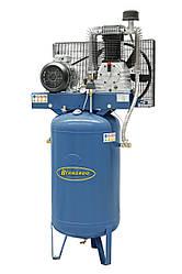 Вертикальный поршневой компрессор 270 л, 7.5 кВт, 10 атм, 1200 л/мин AC50 VER Bernardo   Компрессор 400 В
