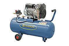 Безмасляный компрессор 100 л, 2.2 кВт, 10 атм, 350 л/мин AC PRO Bernardo   Компрессор 230 В