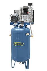 Вертикальный поршневой компрессор 270 л, 5.5 кВт, 10 атм, 850 л/мин AC38 VER Bernardo   Компрессор 400 В
