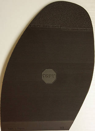 Подметка (Профилактика) резиновая TOPY FINLUX №3 кор., фото 2